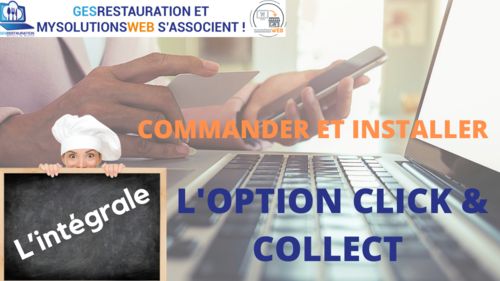 MysolutionsWEB - Commander et Installer l'option Click and Collect - L'intégrale - VIDEO